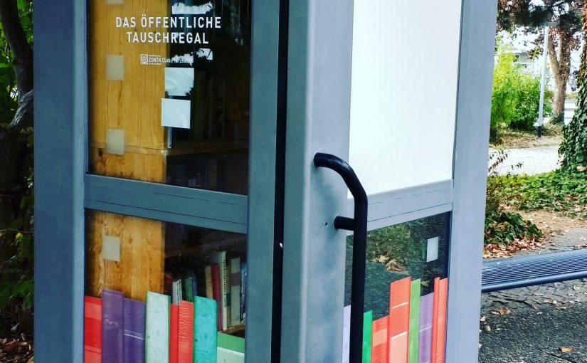 Die Bücherei in der Telefonzelle